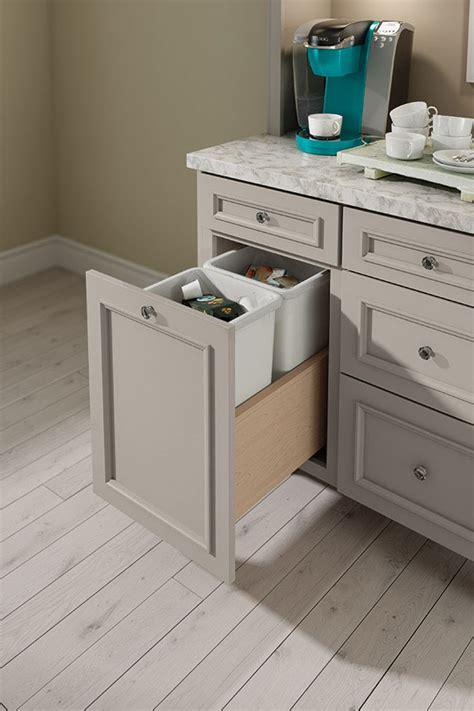 base wastebasket cabinet decora cabinetry