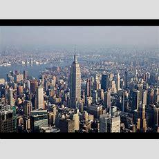 Morning Flight Over New York City Youtube