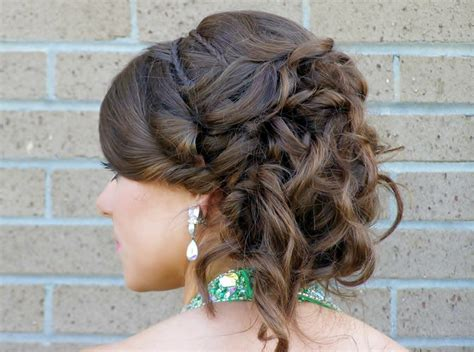 184 Best Images About Senior Ball Hairstyles On Pinterest