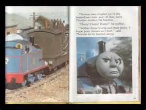 Thomas and the Breakdown Train Book