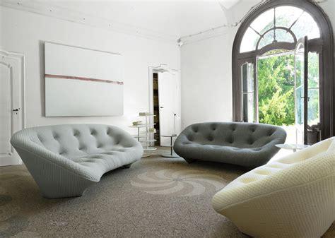 canapé roset ploum sofas designer r e bouroullec ligne roset