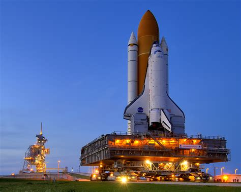 discovery  space shuttle    career