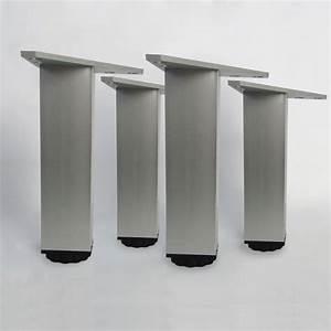 Pied Pour Meuble De Salle De Bain : pieds pour colonne de rangement pieds pour meubles de salle de bain ~ Teatrodelosmanantiales.com Idées de Décoration