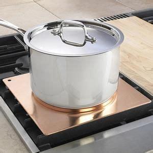 bella copper heat diffuser   ceramic stove top essential kitchen tools copper cookware