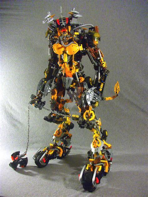 bionicle moc mototaur    ramp matoran  deviantart