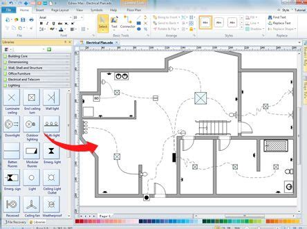 how to make a clear and organized home wiring plan try