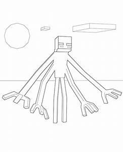 Minecraft 13 Ausmalbilder Kostenlos