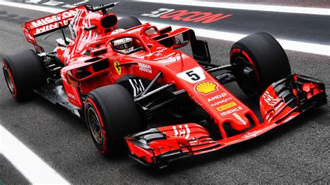 finally  ferrari  sebastian vettel
