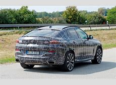 2020 BMW X6 Spied Together With X4, Looks Predictable