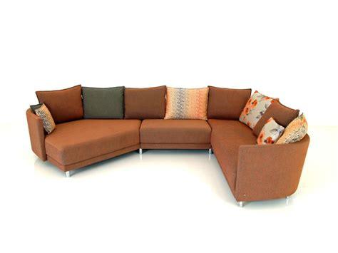 rolf onda rolf onda lounge garnitur in beige orange meliert rolf polsterm 246 bel rolf