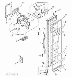 Hotpoint Refrigerator B Series Parts