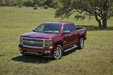 chevy silverado high country loads