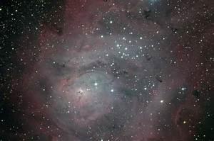 Astrophotography - M8 - Lagoon Nebula