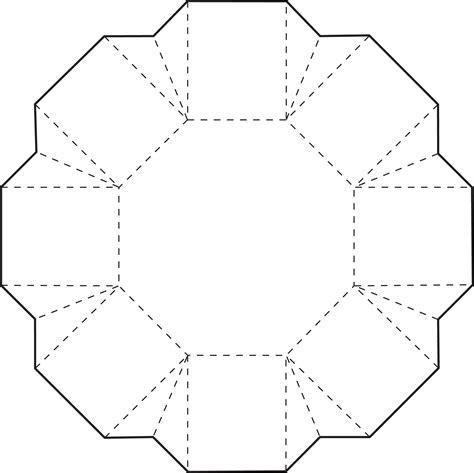 cricut box templates origami octagon box cricut box and hexagon box origami cigarette box template origami box