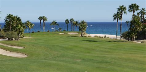 Los Cabos Mexico  Ocean Golf At Its Finest