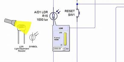 Dependent Resistors Circuit Resistor Luz Wealth Technologystudent