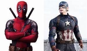 Deadpool 2 End Credits Captain America39s Chris Evans