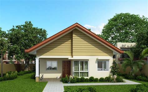 simple single story bungalow placement simple bungalow house eplans modern