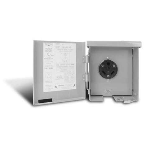 connecticut electric  amp rv power outlet cesmpshr