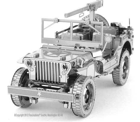 willys jeep bausatz metal earth willys jeep metal earth onlineshop