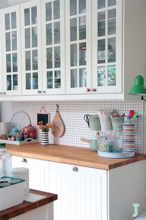 32 Smart And Practical Pegboard Ideas For Your Home  Digsdigs. Bosch Kitchen Mixer. Design For Kitchen. Cup Drawer Pulls Kitchen. The Kitchen Specialist. Moen Kitchen Faucet Aerator. Ikea Kitchen Cabinet Colors. Kitchen Breakfast Nook Ideas. Putnam Kitchens