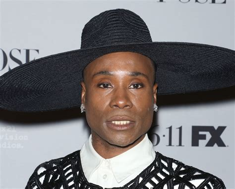 Billy Porter First Openly Gay Black Man With Emmy