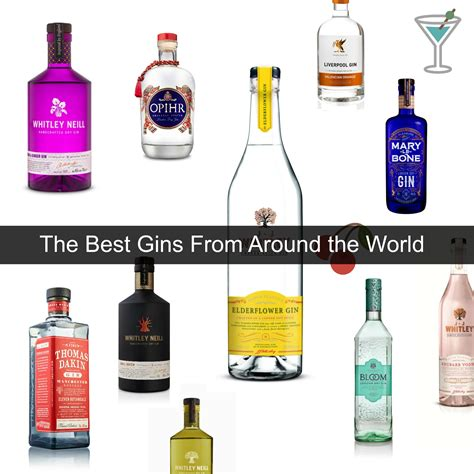 Best Gin In The World The Best Gins Available To Buy Find The Best Original Gins