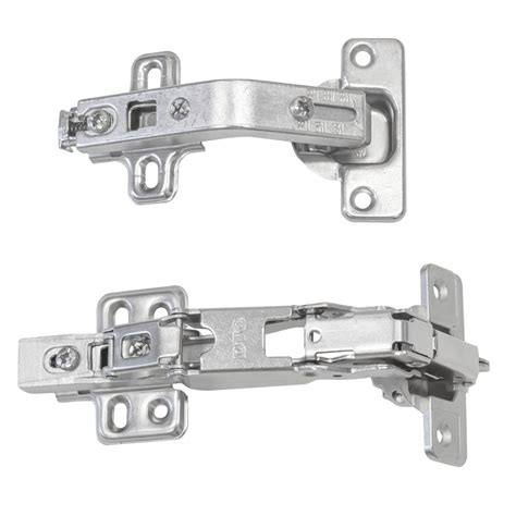corner hinges for kitchen cabinets kaboodle corner cabinet hinge 5 pack bunnings warehouse