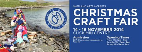 christmas craft fair 2014 shetland arts crafts