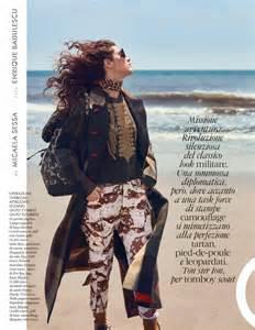 Elle Italia October 2016