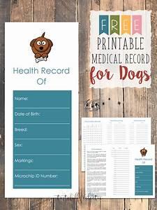 Free Printable Pet Vaccination Record Shop Fresh