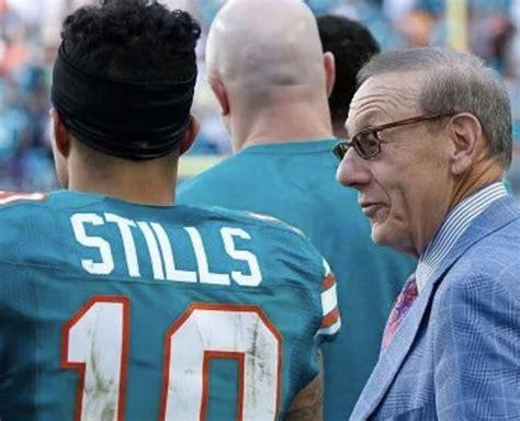 Kenny Stills Calls Dolphins Owner Stephen Ross a Hypocrite ...