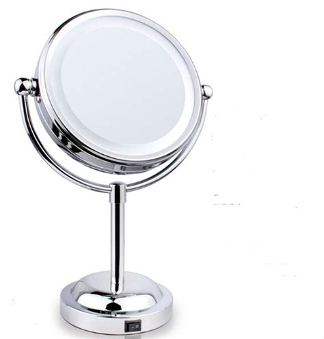 Lighted Magnifying Makeup Mirror by 6 3x Makeup Mirror With Light Sided Magnifying