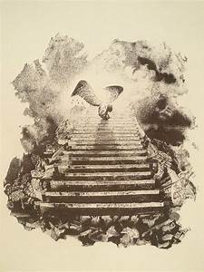 stairway to heaven drawing : Staircase Gallery