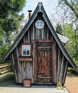 Gartenhaus Hexenhaus Kaufen : hexenhaus m rchenhafte unterk nfte f r den garten ~ Watch28wear.com Haus und Dekorationen