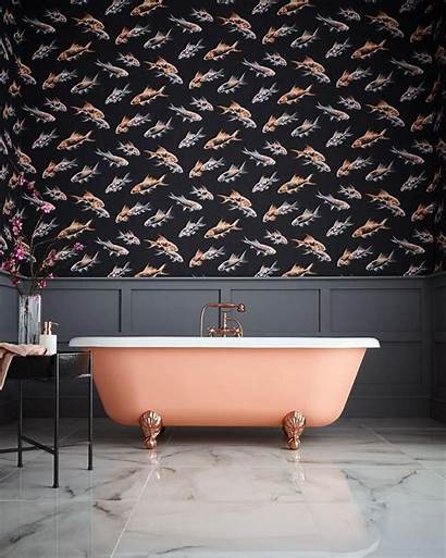 Hgtv Inspired Nature Patterns Bathroom Space Any