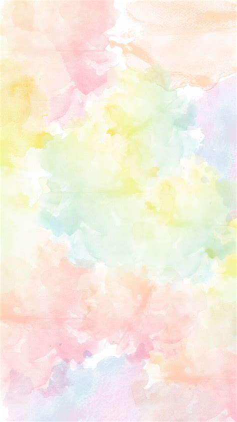 Wallpaper Watercolor by Pastel Watercolor Wallpaper By I Hannah Db Free On Zedge