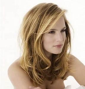 Coupe Dégradé Long : modele de coiffure long degrade ~ Dallasstarsshop.com Idées de Décoration
