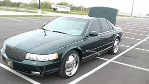 2000 Cadillac Seville Sts 20 U0026quot  Rims Kicker L5 Jl 500  1 Amp