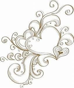Heart tattoo design - cute-tattoo