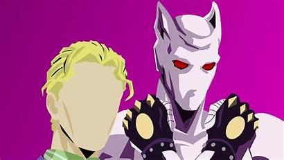 Killer Queen Wallpapers Yoshikage Kira Backgrounds Anime