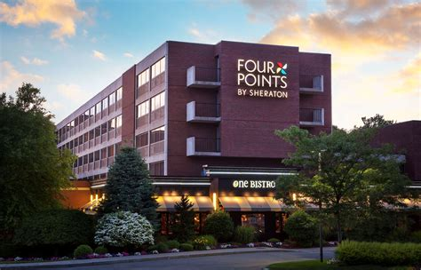 Four Points By Sheraton Norwood In Norwood, Ma  (781) 769