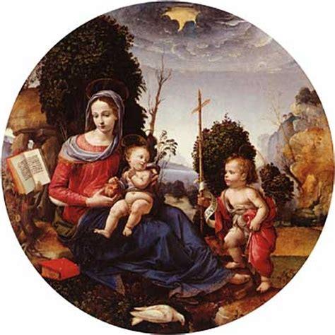 Dischi Volanti Verona Madonna Con Bambino E San Giovannino Basilica Parrocchia