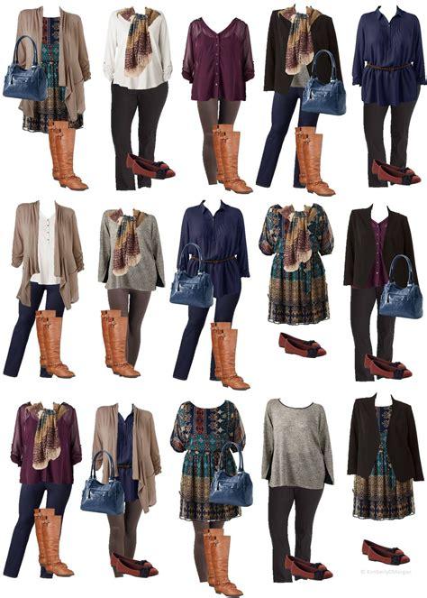 kohls  size mix match outfits clothes