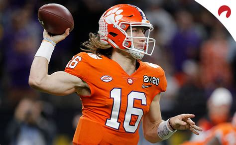 2021 NFL Draft Odds: Who Will Be the First Overall Pick ...
