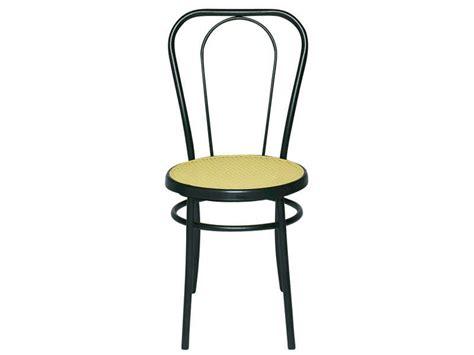 chaise bistrot pas cher chaise bistro coloris noir vente de chaise conforama