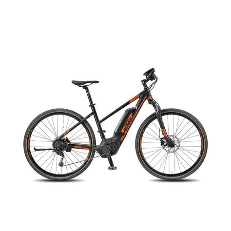 Ktm Macina Cross 9 Cx4 Damen E Bike 2018