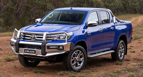 2019 Toyota Hilux Concept, Price, Release Date, Changes