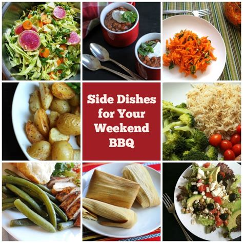what sides go with bbq barbecue side dishes