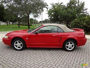 1999 Ford Mustang GT Convertible in Rio Red photo #3 - 143557 | Jax Sports Cars - Cars for sale ...